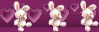 Bunnies and Hearts